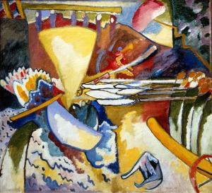 Wassily-Kandinsky-Improvvisazione-11-1910-olio-su-tela